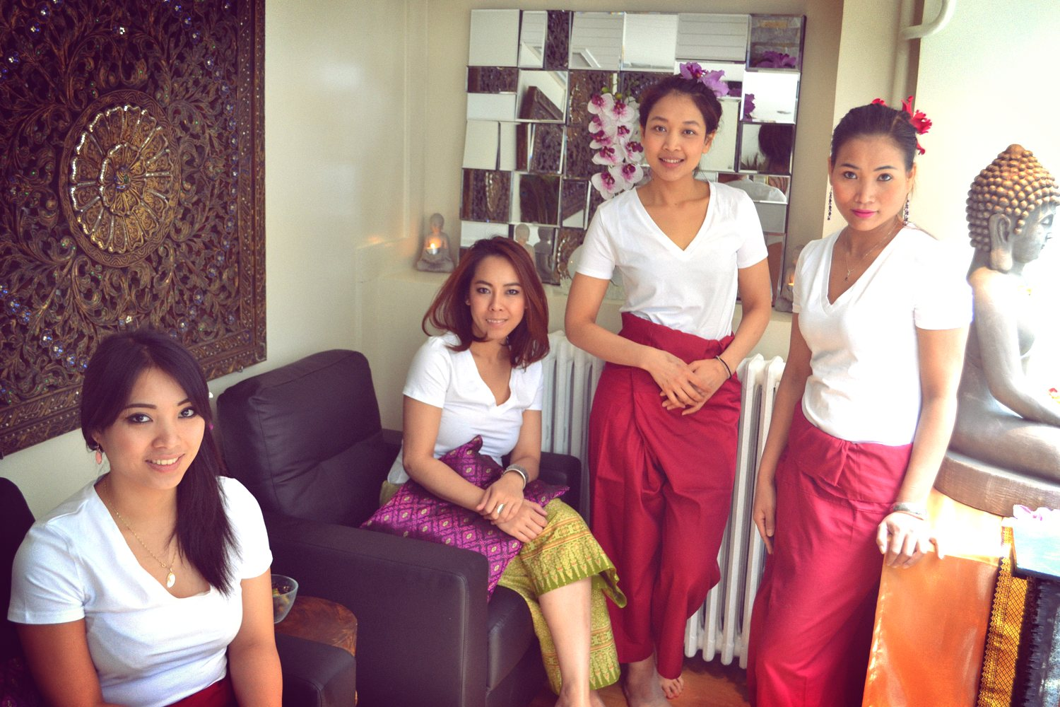 thai massage orchidee